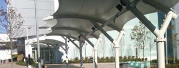 Walkway Covering Structure